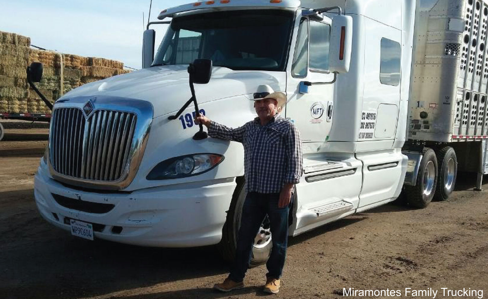 """I have been in the transportation industry for 30 years, and I always wanted to start my own company. It has been a dream of mine, and now my dream…"