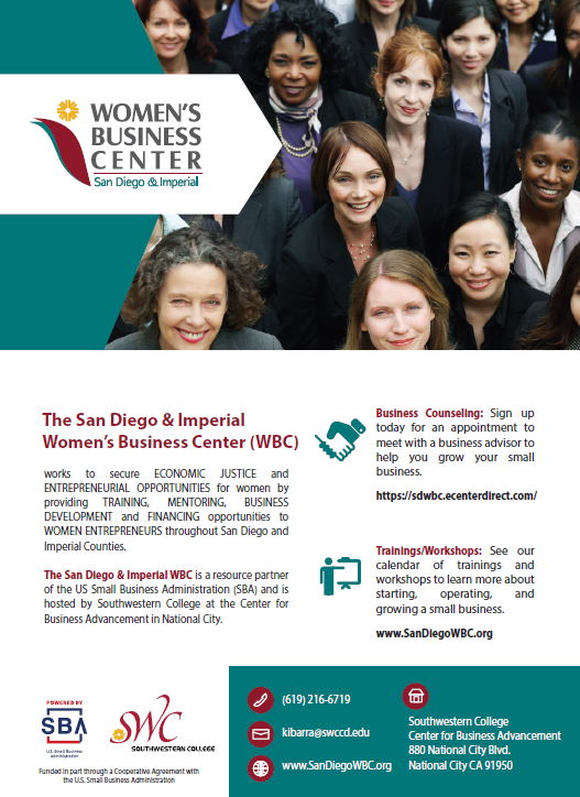 San Diego & Imperial Women's Business Center