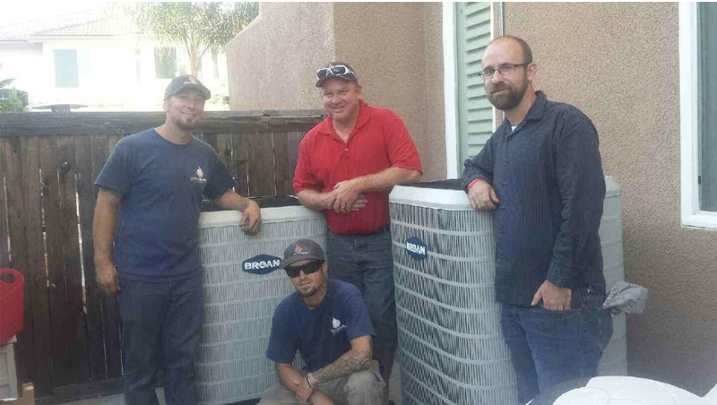 Correy Baker Heating and Air
