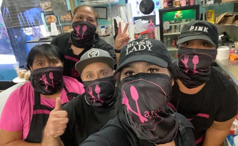 The team at Nana's Kitchen