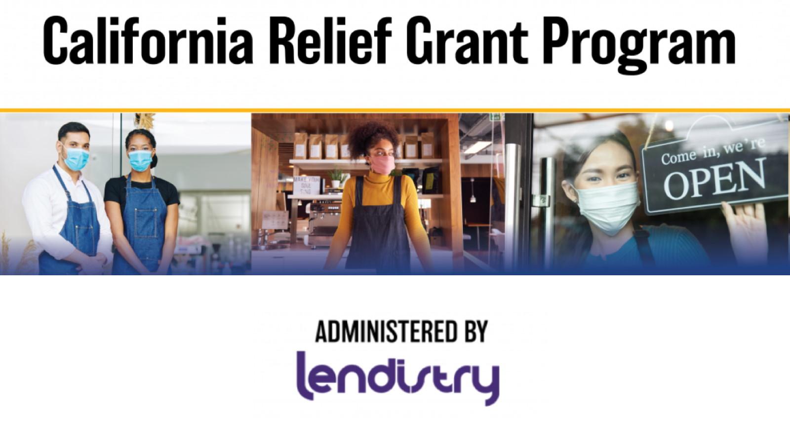 California Relief Grant