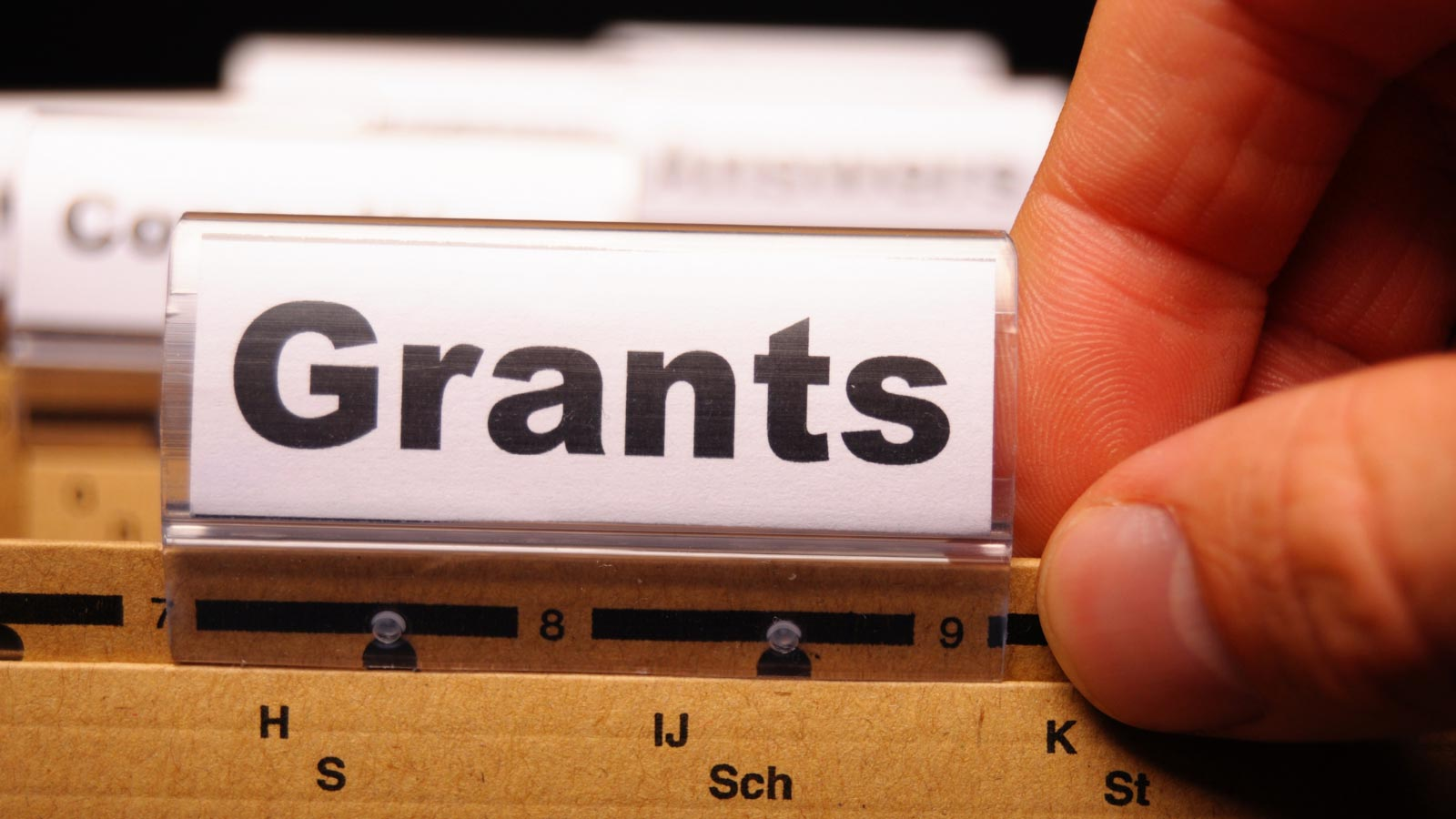 California Relief Grants are available