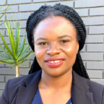 Irene Bwayo, San Diego & Imperial SBDC Business Advisor at the International Rescue Committee