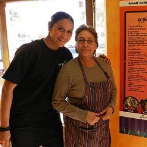 Rodnia and Rosario Sotelo, El Borrego; Success Stories